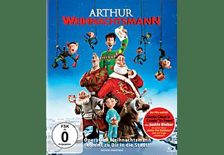 Arthur Weihnachtsmann Blu-ray