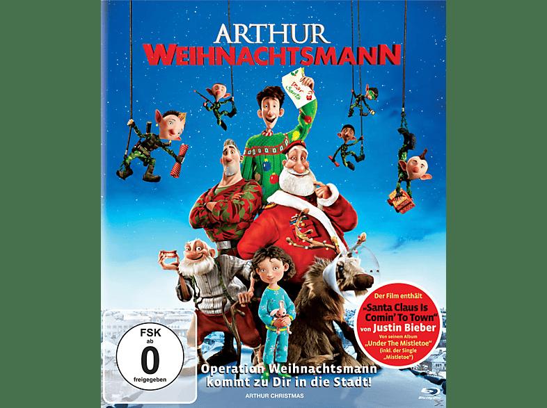 Arthur Weihnachtsmann [Blu-ray]