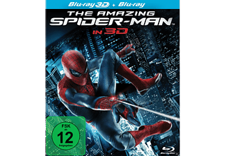 The Amazing Spider-Man (3D) 3D Blu-ray