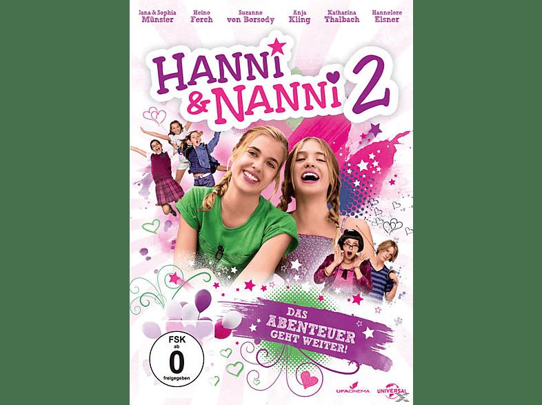 Hanni und Nanni 2 [DVD]