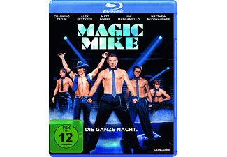 Magic Mike - Die ganze Nacht [Blu-ray]
