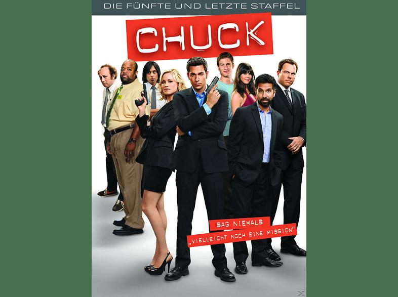 Chuck - Staffel 5 [DVD]