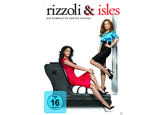 Isles - Staffel 2 [DVD]