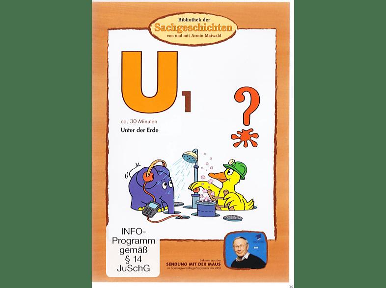 Bibliothek der Sachgeschichten - (U1) Unter der Erde [DVD]