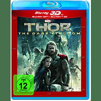Thor - The Dark Kingdom (3D + 2D) [3D Blu-ray]