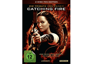 Die Tribute Von Panem: Catching Fire - 2 Disc DVD [DVD]