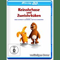 Keinohrhase und Zweiohrküken [3D Blu-ray]
