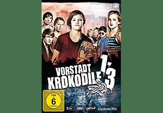 Vorstadtkrokodile 1-3 Box [DVD]