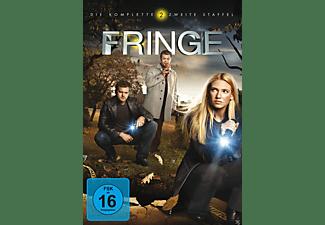 Fringe: Grenzfälle des FBI - Staffel 2 DVD