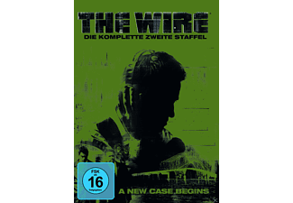 The Wire - Staffel 2 - (DVD)