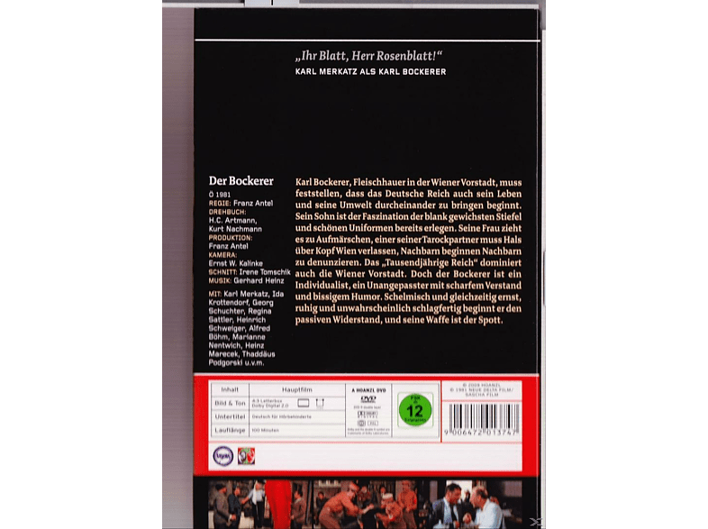 DER BOCKERER [DVD]