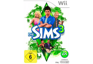 Die Sims 3 (Software Pyramide) - [Nintendo Wii]