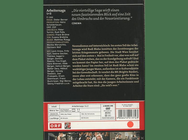 ARBEITERSAGA NR.1&2 [DVD]