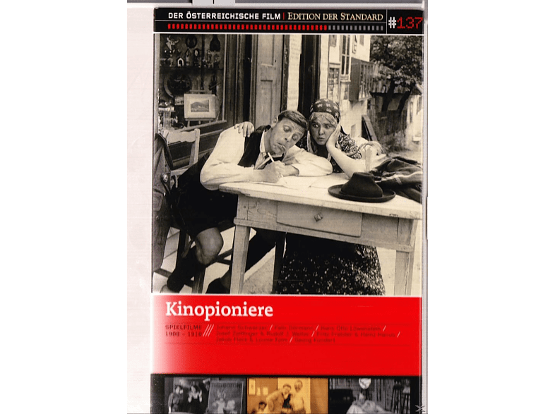 KINOPIONIERE [DVD]