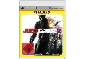Just Cause 2 (Software Pyramide) - [PlayStation 3]