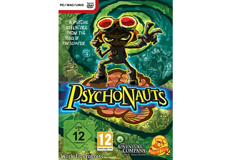 Psychonauts - [PC]