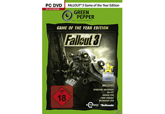 Fallout 3 - Game of the Year Edition für PC