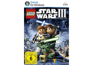 LEGO Star Wars 3: The Clone Wars (Software Pyramide) - [PC]