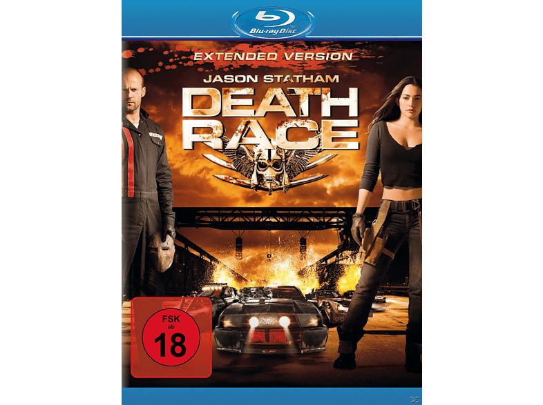 Death Race - Extended Version [Blu-ray]