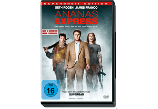 Ananas Express (Superbreit Edition) [DVD]