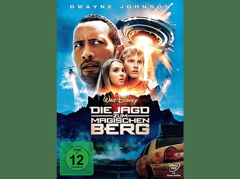 Die Jagd zum magischen Berg [DVD]