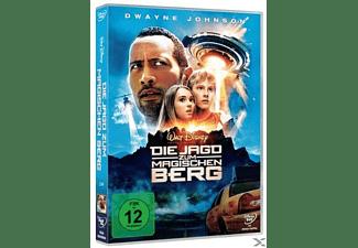 Die Jagd zum magischen Berg DVD