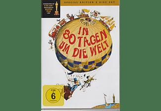 IN 80 TAGEN UM DIE WELT [DVD]