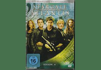 Stargate Atlantis - Staffel 4 [DVD]