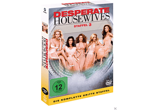 Desperate Housewives - Staffel 3 [DVD]