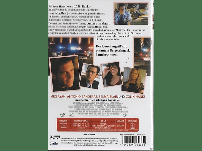 KUNSTRÄUBER KÜSST MAN NICHT - MY MOM S NEW BOYFR [DVD]