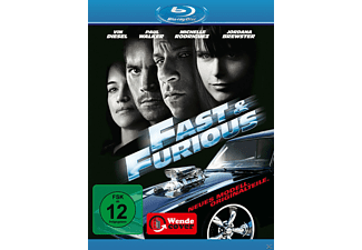 Fast And Furious - Neues Modell. Originalteile. [Blu-ray]