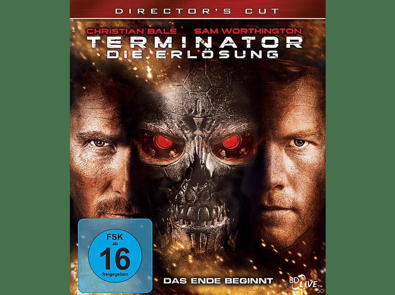 Terminator 4: Die Erlösung (Director's Cut) [Blu-ray]
