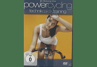 Power Cycling [DVD]