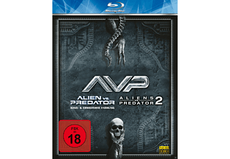Alien Vs. Predator 1 + 2 [Blu-ray]