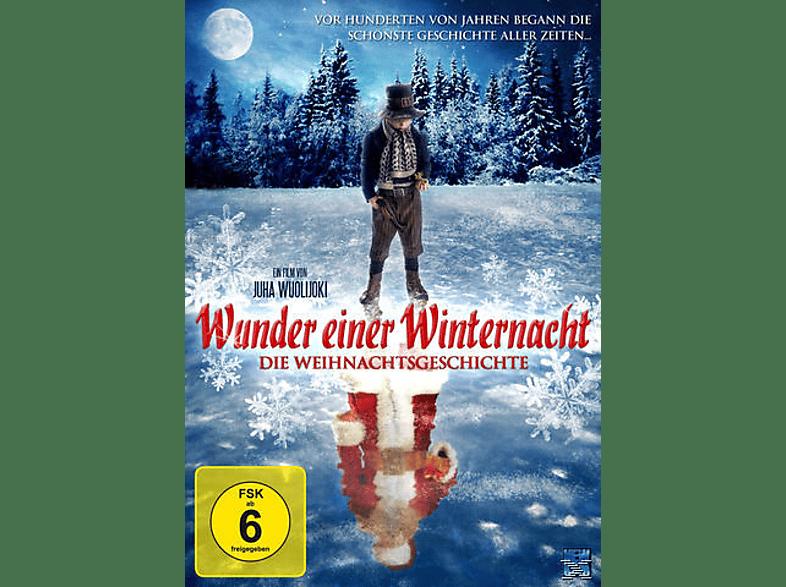 Wunder einer Winternacht - Die Weihnachtsgeschichte [DVD]