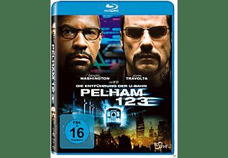 Die Entführung der U-Bahn Pelham 1 2 3 Blu-ray