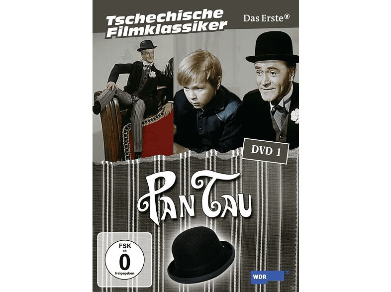 Pan Tau - Staffel 1 [DVD]