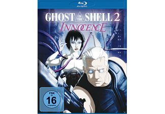 002 - GHOST IN THE SHELL INNOCENCE - (Blu-ray)