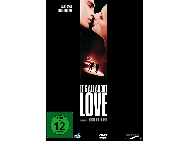 IT S ALL ABOUT LOVE [DVD]