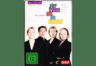 VIER FRAUEN & EIN TODESFALL 1 [DVD]