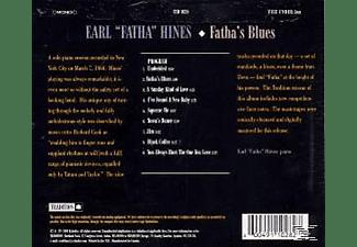 Earl Fatha Hines - Fatha's Blues  - (CD)