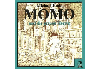 Momo 2 und die grauen Herren  - (CD)