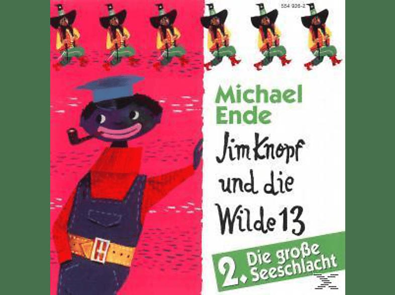 Jim Knopf und die Wilde 13 - 2: Die große Seeschlacht - (CD)