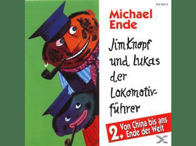 Jim Knopf und Lukas der Lokomotivführer 2 - (CD)