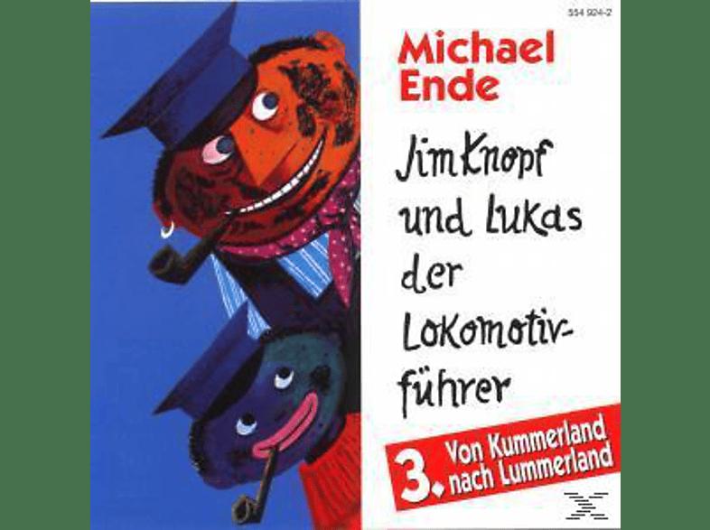 Jim Knopf und Lukas der Lokomotivführer 3 - (CD)