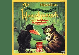 Der Wunschpunsch 2: Das Geheimnis der Pergamentrolle  - (CD)