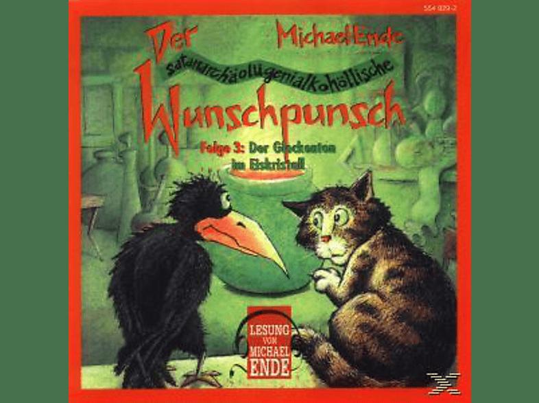 Der Wunschpunsch 3: Der Glockenton im Eiskristall - (CD)