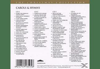 VARIOUS - CAROLS & HYMNS - CHRISTMAS COLLECTION  - (CD)