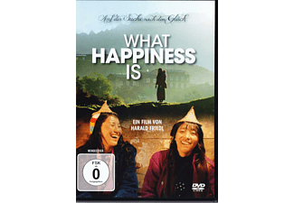 WHAT HAPPINESS IS - (DVD)