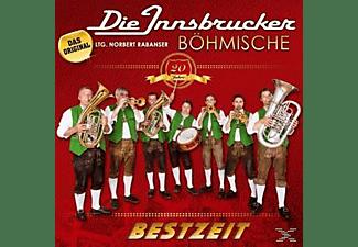 Die Innsbrucker Böhmische - Bestzeit - 20 Jahre  - (CD)